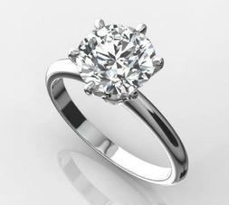 1 CARAT G I1 NATURAL SOLITAIRE REAL DIAMOND ENGAGEMENT RING