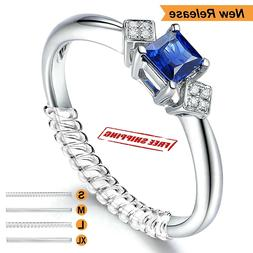 12 Pcs Ring Size Adjuster Invisible Clear Ring Sizer Jewelry
