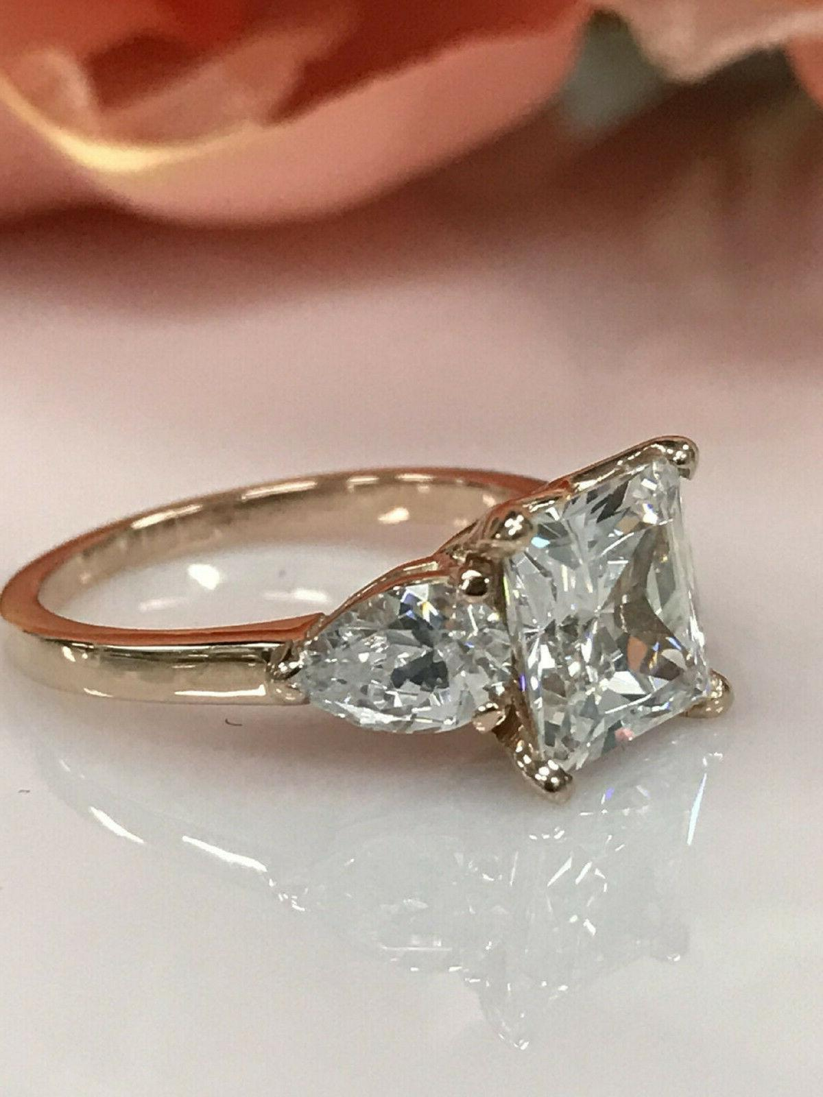 4.27Ct stone Solid