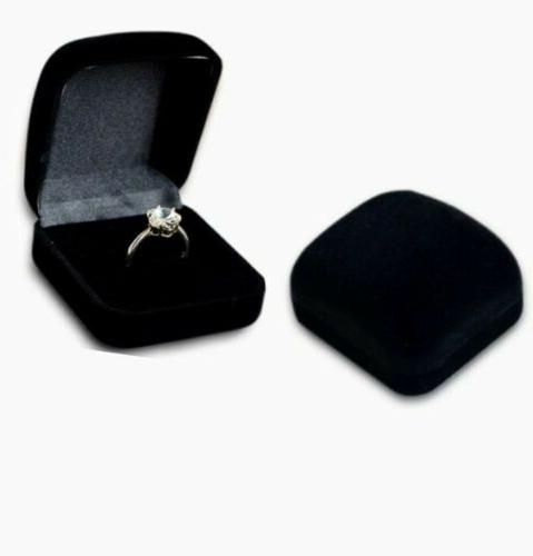 6 ct Moissanite 14k While Gold ring with Certificate