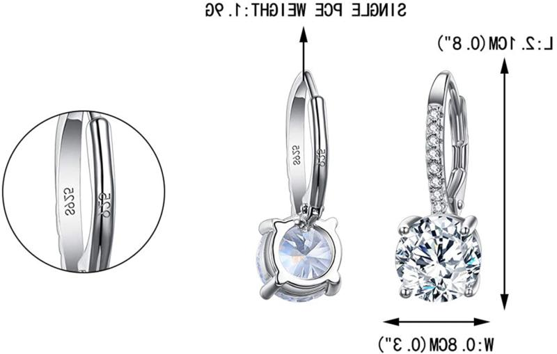 925 Sterling Silver Cut Setting Gorgeous Prom