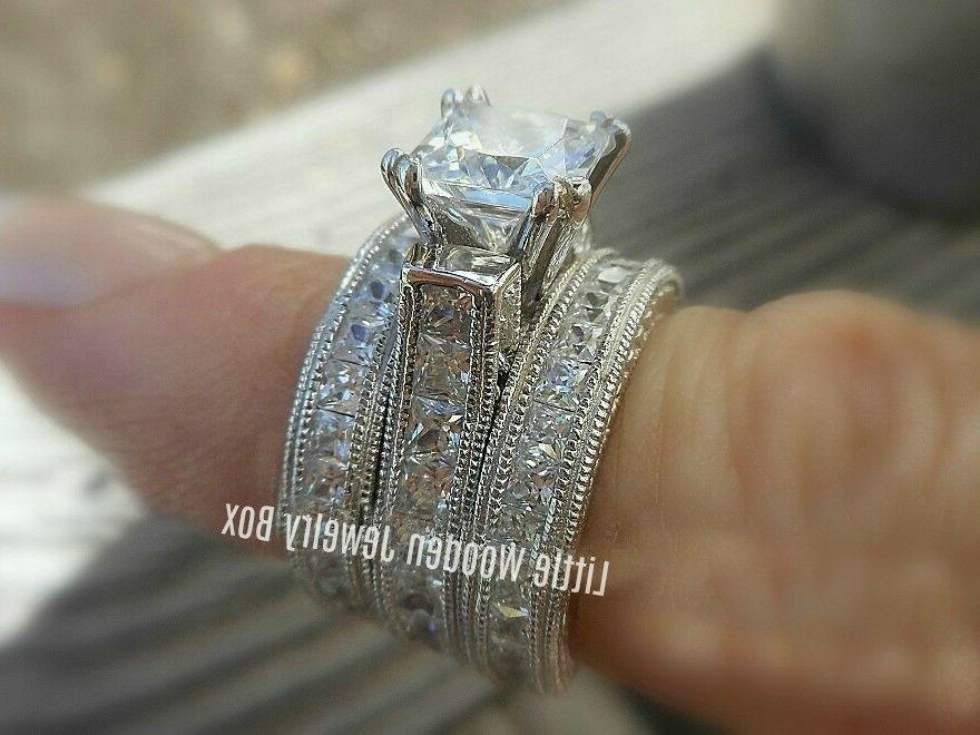 Real Sterling 3pc Band Set Women's 5-9