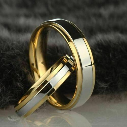 Simple wedding ring jewelry ring