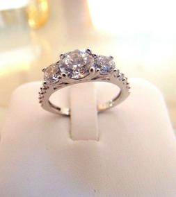 Solid 14k Yellow OR White Gold Diamond with1.50ct Lady's Wed
